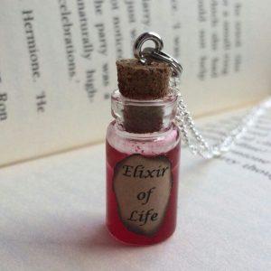 elixir de la vida y la piedra filosofal
