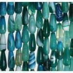 significado de la ágata azul-verde