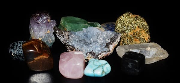 como cargar una piedra preciosa