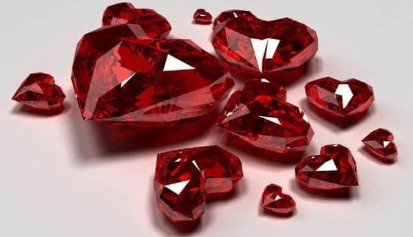 propiedades del rubi