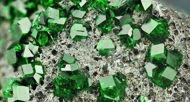 propiedades de la esmeralda