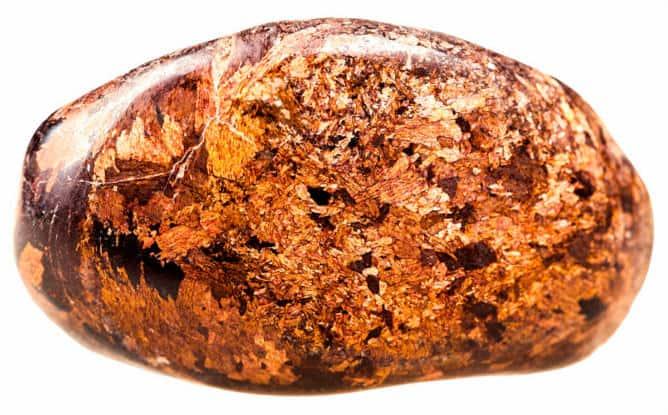 Piedra broncita